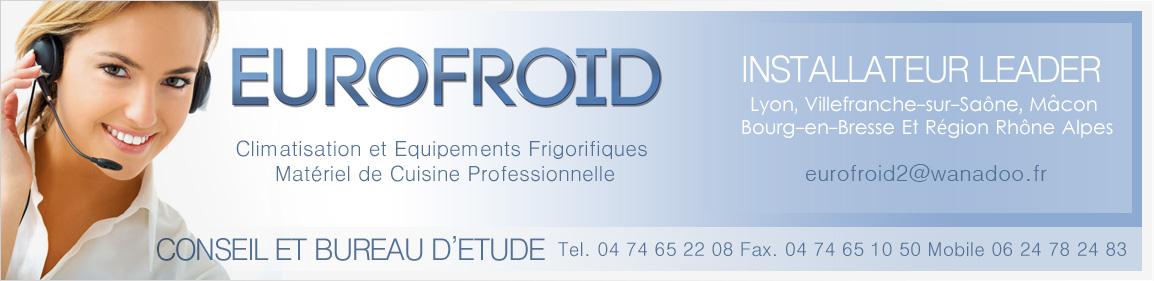 Climatisation, Froid Commercial et Equipement de Cuisine Pro à Lyon